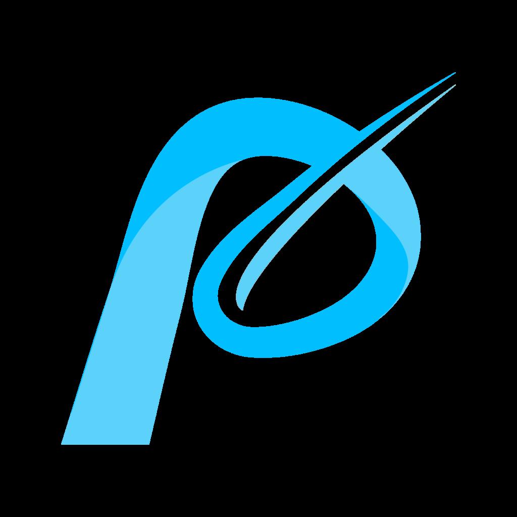 Pendulum IT p logo